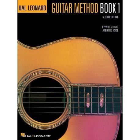 HAL LEONARD GUITAR METHOD BOOK 1 - NEW BEST SELLER