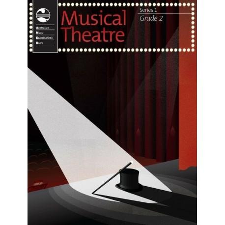 AMEB Musical Theatre Series 1 – GRADE 2