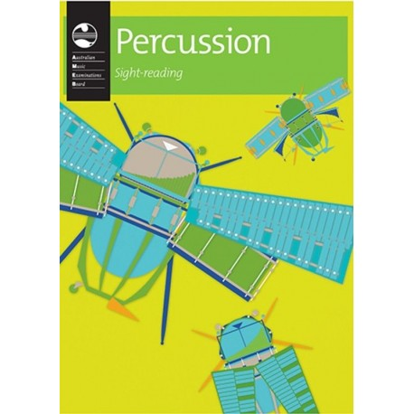 AMEB PERCUSSION SIGHT READING ALL GRADES CURRENT EDITION