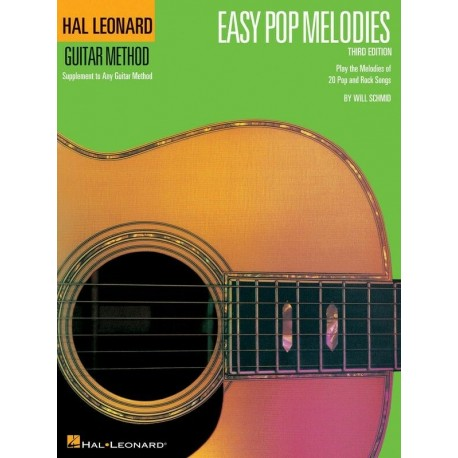 EASY POP MELODIES 3RD EDITION EASY SONGS FOR BEGINNERS TO PLAY ON GUITAR