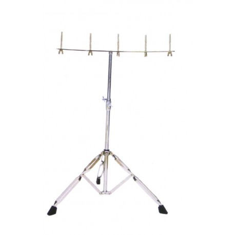 MANO PERCUSSION CHROME COWBELL STAND - DS190