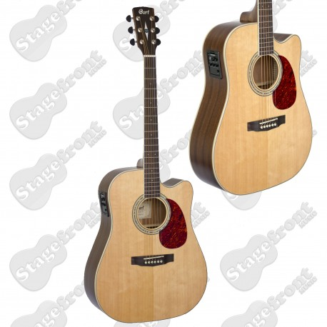CORT MR710F SOLID TOP ACOUSTIC/ELECTRIC GUITAR