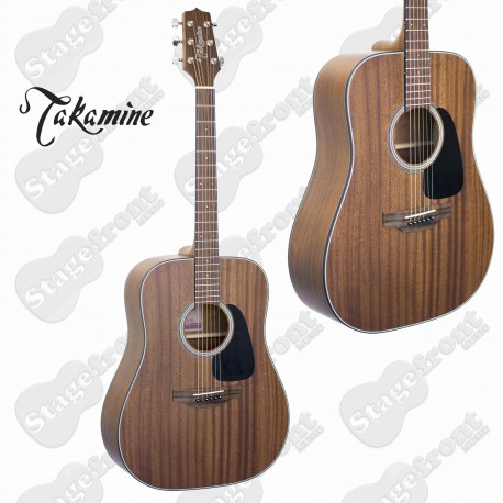 TAKAMINE MAHOGANY GD11MNS ACOUSTIC STEEL STRING DREADNOUGHT GUITAR