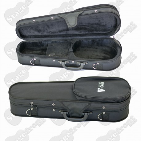 UKULELE CASE TENOR ULTRA LIGHTWEIGHT POLY FOAM. PLUSH LINED w/STRAP