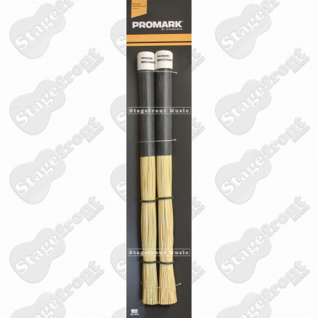 PROMARK MEDIUM BROOMSTICK ALTERNATE SOUND FOR CAJON AND OTHER PERCUSSION