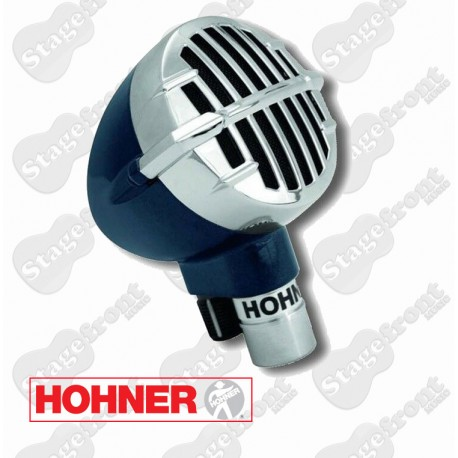 HOHNER BLUES BLASTER HARMONICA MICROPHONE GET THAT FAT ELECTRIC HARP SOUND 9917