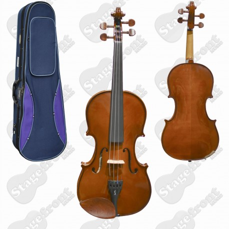 STENTOR STUDENT 1 VIOLIN OUTFIT. BEST STARTER FOR STUDENTS - CHOOSE YOUR SIZE