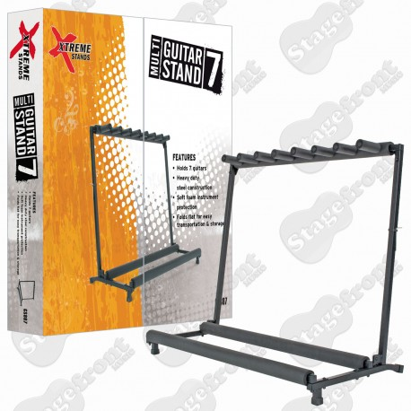 GUITAR STAND GS807 SEVEN RACK STAND