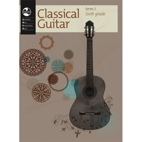 AMEB CLASSICAL GUITAR SERIES 2 FIFTH GRADE 5