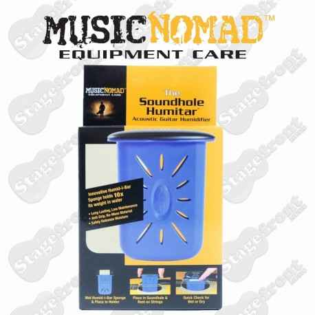MUSIC NOMAD ACOUSTIC GUITAR SOUNDHOLE HUMIDIFIER MN300