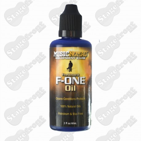 MUSIC NOMAD ULTIMATE FRETBOARD F-ONE OIL - CLEANER & CONDITIONER