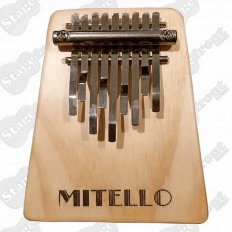 KALIMBA AFRICAN THUMB PIANO FINGER PERCUSSION 9 NOTE