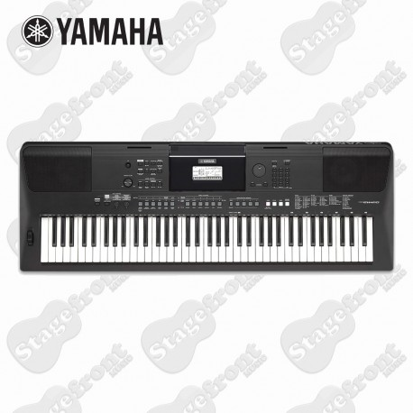 YAMAHA PSREW410 76-NOTE KEYBOARD QUICK SAMPLING, GROOVE CREATOR