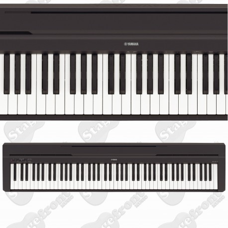 YAMAHA P45 PORTABLE 88 KEY DIGITAL PIANO