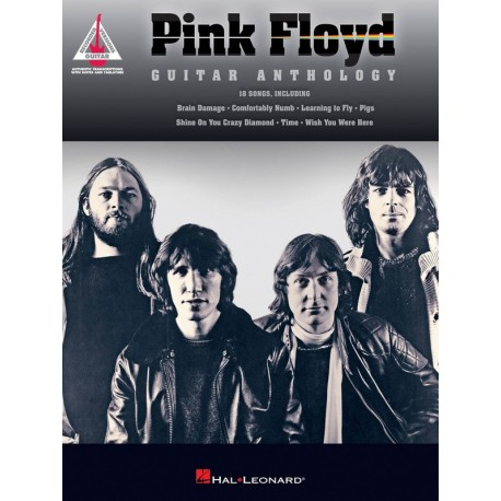 PINK FLOYD GUITAR ANTHOLOGY SONGBOOK *BRAND NEW* THE BEST SONGS SHEET MUSIC