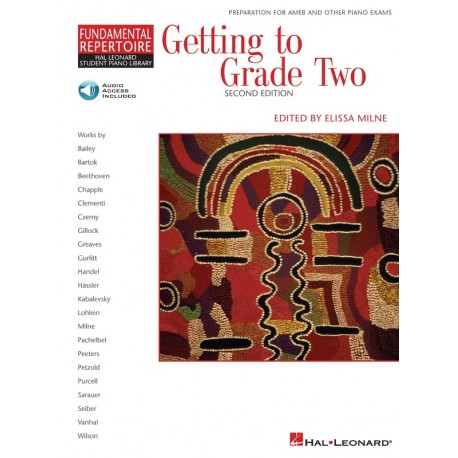 GETTING TO GRADE 2 TWO. 2nd EDITION - BOOK/OLA - MELISSA MILNE