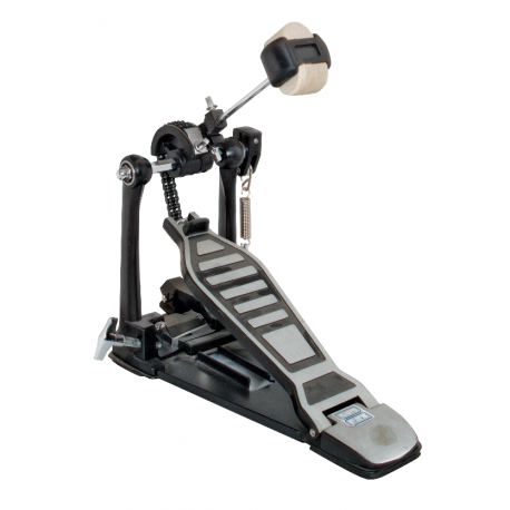 HEAVY DUTY BASS DRUM PEDAL 550 SERIES DXPBP5 VERY SMOOTH DUAL CHAIN