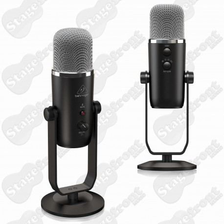 BEHRINGER BIGFOOT USB STUDIO CONDENSER MIC