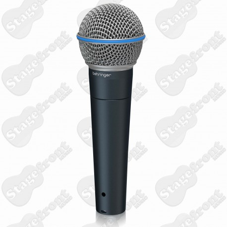 BEHRINGER BA85A PROFESSIONAL QUALITY DYNAMIC SUPER CARDIOID MICROPHONE