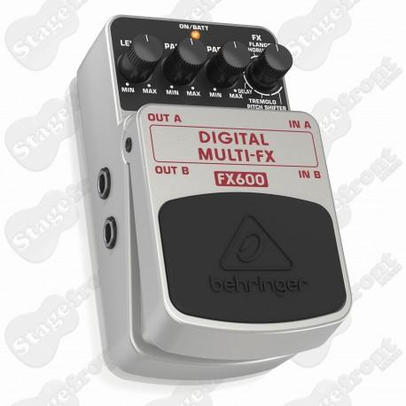 BEHRINGER FX600 DIGITAL MULTI-FX