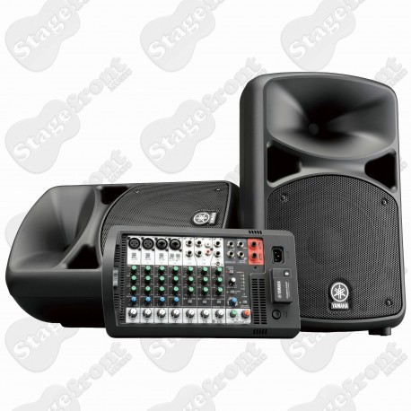 YAMAHA STAGEPAS 600BT 2x 340 WATT ALL IN ONE PA SYSTEM ...$1395