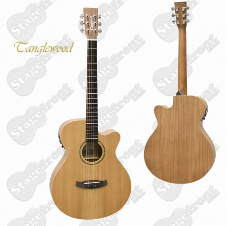 TANGLEWOOD TWR2SFCE ROADSTER SUPER FOLK CUTAWAY ELECTRIC /ACOUSTIC GUITAR