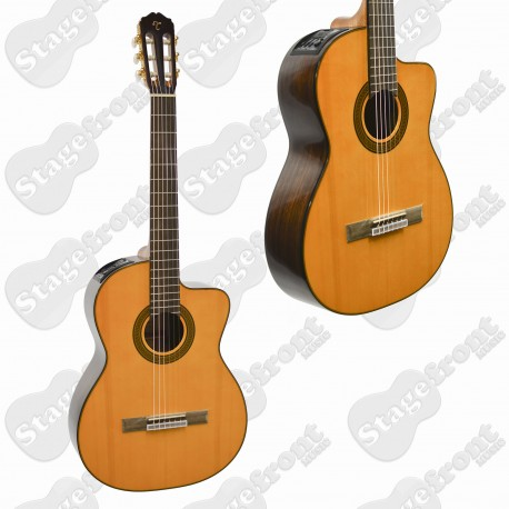 TAKAMINE GC5 SERIES ACOUSTIC ELECTRIC CLASSICAL GUITAR WITH GLOSS FINISH
