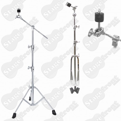 DXP 650 SERIES PRO BOOM CYMBAL STAND  BALL JOINT ADJUSTABLE TILTER DXPCB6