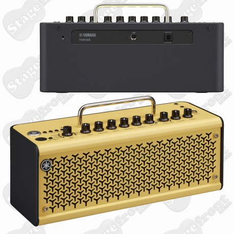 YAMAHA THR10II AMPLIFIER WITH REALISTIC TUBE AMP TONES 15 GUITAR AMP MODELS