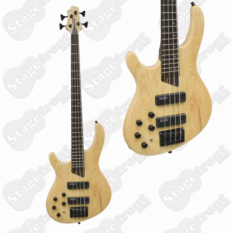 CORT B4 PLUS AS OPN LEFT HAND 4 STRING ELECTRIC BASS GUITAR