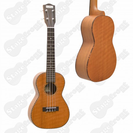 TANGLEWOOD TWT13E TIARE CONCERT UKULELE WITH PICKUP PACIFIC WALNUT