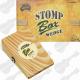 STOMP BOX WEDGE MADE IN AUSTRALIA