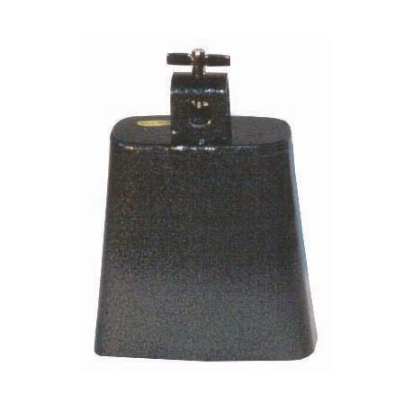 "POWERBEAT - 4½"" STEEL COWBELL  - DB774"