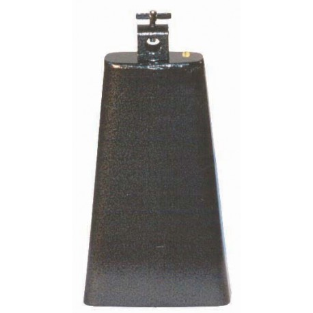 "POWERBEAT - 8½"" STEEL COWBELL  - DB778"